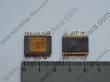 Микросхема 28 ног с жёлтой крышкой