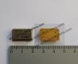 Микросборка с жёлтым дном