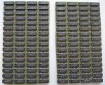 Панели с микросхемами КР565РУ (средний корпус)